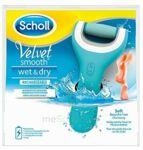 Acheter Scholl Velvet Smooth Wet&Dry Râpe électrique rechargeable à MIRAMONT-DE-GUYENNE